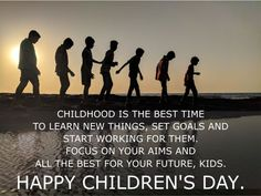 Celebrate this Children's Day by recalling your childhood and sharing these beautiful Children's Day Wishes and Childhood Quotes with your beloved one's. Happy Children's Day to everyone. Reading Quotes Kids, Love Children Quotes, Childrens Day Quotes, Happy Kids Quotes, Funny Quotes For Kids, Kids Reading, Child Smile, Child Day, Children's Day Wishes