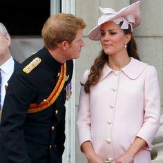 Prince Harry Kate Middleton June 15 2013