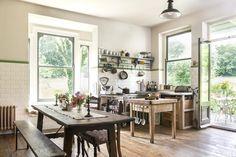 Home Farm kitchen