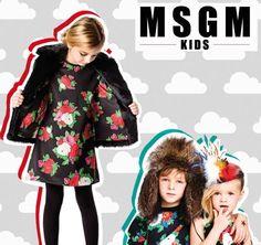 #Sconto del #25% sulla nuova #collezione #MSGM #KIDS Fino al 16 novembre. Inserisci il voucher MSGM25 nel carrello e buono shopping!  http://www.cocochic.it/it/13_msgm