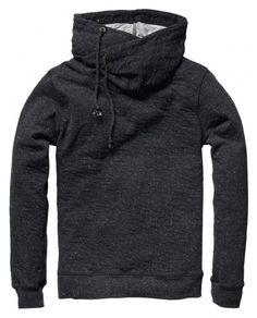scotch: shawl collar sweater