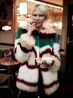 awesome Aline Weber para Scotch & Soda Outono.Inverno 2013.14  [Campanha]