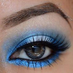 Eye Makeup Tips.Smokey Eye Makeup Tips - For a Catchy and Impressive Look Dramatic Wedding Makeup, Dramatic Eye Makeup, Eye Makeup Steps, Simple Eye Makeup, Dramatic Eyes, Dramatic Look, Cute Makeup, Gorgeous Makeup, Makeup Looks