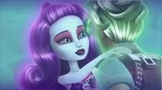 monster high whos haunting the halls? - YouTube