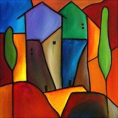Art: Home 36 by Artist Thomas C. Fedro