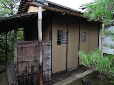 Tales of Japanese tea: Tai-an, tea room designed by Rikyu