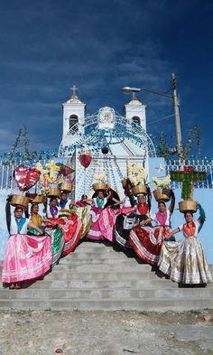 folklor de Oaxaca