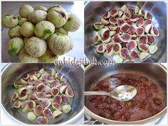 incir reçeli yapımı