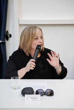 Fashion Colloquia, Barbara Trebitsch, Director Fashion Design Department Domus Academy by Domus Academy, via Flickr