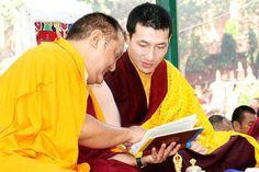 Karmapa Trinlay Thaye Dorje