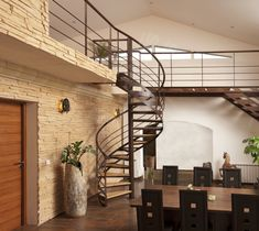 1000 images about escalier on pinterest mezzanine loft - Decoration interieur industriel ...