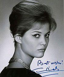 Claudia Cardinale – Wikipédia, a enciclopédia livre