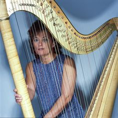 Harpist Michelle Sell – San Francisco