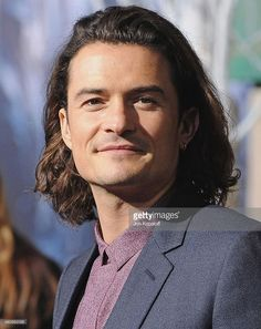 Actor Orlando Bloom arrives at the Los Angeles Premiere 'The Hobbit: The Battle Of The Five Armies' at Dolby Theatre on December 9, 2014 in Hollywood, California.