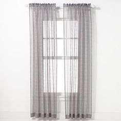 **Apt. 9 Shift Sheer Window Panel - 42'' x 84'' $27.99 |  Kohl's