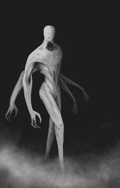 ArtStation - Fog Monster , Ricardo Nieves Torres(OdinnArt)