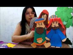 YouTube Bible Crafts, Kids Church, Sunday School, Puppets, Cool Kids, Ronald Mcdonald, Make It Yourself, Dolls, Children