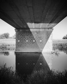 Morning Perfection (under the bridge) #underthebridge #blackandwithe #river #morningvibes #cleanlines #whitelines #blacklines #bwphoto #perfection #symetry #geometry #opposites #bwarchitecture #architectural #architectureporn #blacknwhite_perfection #perfectdesign #designsponge #bnw_focus_on #architecturephotography #bwphotography #detailsmatter #dayshots #blackandwhiteisworththefight #lines #kovarce #slovakia Bw Photography, Clean Lines, Geometry, Bridge, Shots, River, Architecture, Building, Instagram