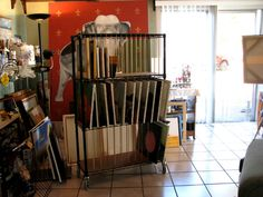 Art storage rack for painters- easy to build - Page 2 - WetCanvas