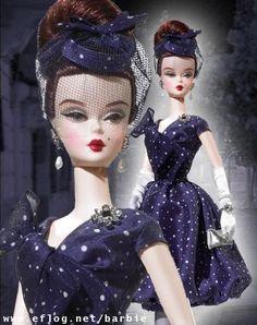 BFMC Suprise Dealer Exclusive Parisienne Pretty Barbie