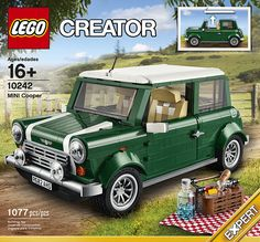LEGO Unveils New 10242 MINI Cooper Due Out August 2014 [NEWS] | The Brothers Brick | LEGO Blog