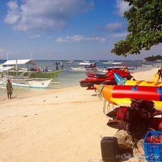 Alona Beach - Panglao Island, Bohol, Philippines