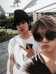 Yamada Ryosuke + Okamoto Keito