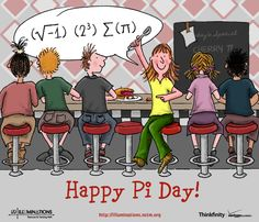 """i 8 sum pi"" or in normal people speak...I ate some Pi! Happy Pi Day!"