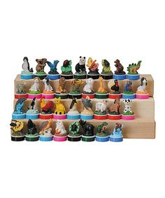 Another great find on #zulily! Animal Stamper Set by Constructive Playthings #zulilyfinds