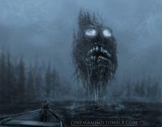 Island Head Beast, Gravity Falls monster