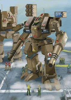 Robotech  l  Macross
