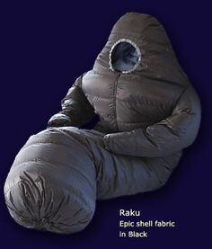 The Raku from Nunatak. I really kind of want this for the office. Because I am never warm in the winter in the office.