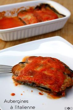 cuisine italienne - Amandine Cooking