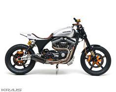 Harley Dyna Custom