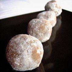 Viennese Coffee Balls