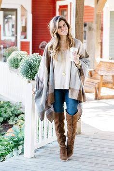 Nordstrom Block Cape and vince camuto otk boots