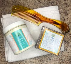 100% Natural Hair Care Product