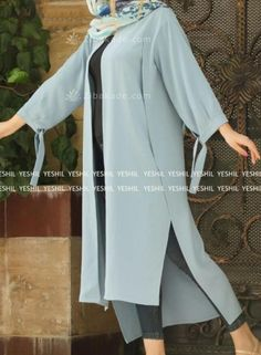 آموزش دوخت مانتو سلام. آهو خانم میشه بفرمائید صفحه 273 - زیباکده Abaya Fashion, Fashion Dresses, Mode Abaya, Iranian Women Fashion, Stylish Clothes For Women, Yellow Fashion, Winter Coats Women, Fashion Sewing, Girly Outfits
