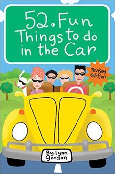 Looking for something to do? Need a few tips on parenting, grand parenting or making it through that next road trip? These card sets make it fun and easy to get it all done. From being outside to maki