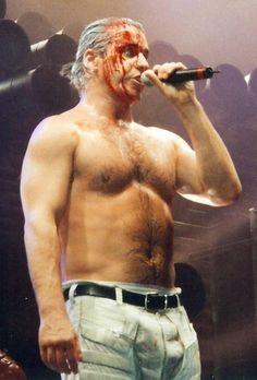 Till Lindemann, aka my future husband. Till Lindemann, Rock Bands, Heavy Metal, Till The End, Great Bands, Future Husband, Sexy Men, Hot Guys, Berlin