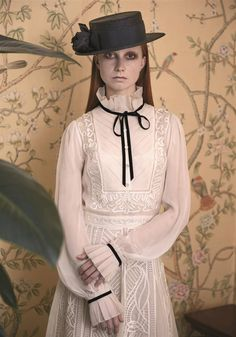The Picnic, Couture Hat by Prudence Millinery for Lock Couture SS2018 Collection