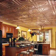 Get ceiling ideas in Armstrong's ceiling photo gallery. View amazing  ceiling designs in beautiful room rooms.