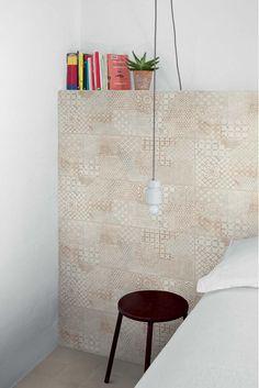 Fresco - Concrete Effect - Bedroom