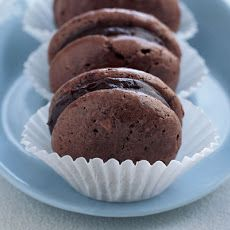 Chocolate Macaroons Recipe hmmm my favourite