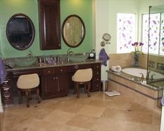 How to make your bathroom into a spa at home!