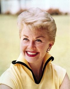 Doris Day  I hope everyone enjoys this board. She brought sunshine to the movies, television, and the radio  Doris is 88 yrs young..  You are WONDERFUL!!!!!