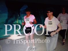 Juanita running the 2014 California Classic Half Marathon