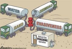 Fracking and California's groundwater