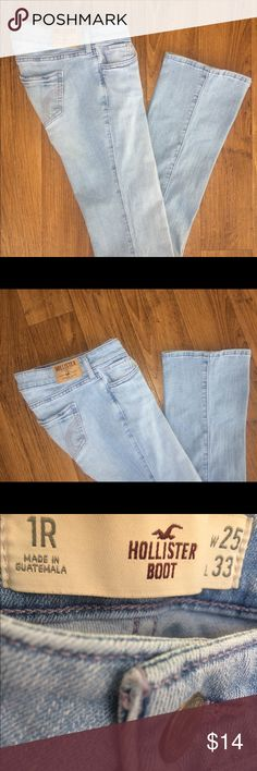 Hollister Jeans 1R Size 1R Hollister Jeans Hollister Jeans