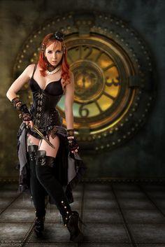 Steampunk by ShadowDreamers on DeviantArt